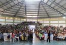 Mais de 1.500 pessoas acompanharam a abertura do XXIV JELP