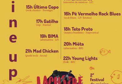 Lacustre Festival chegando