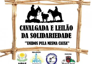 Cavalgada de Lançamento da Expolagoa 2018