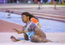 Núbia Soares, pela segunda vez na temporada bate o recorde brasileiro