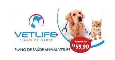 Clínica Vetlife lança Plano de Saúde Animal