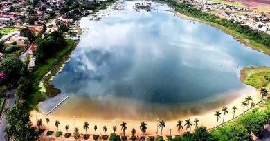 Praia Lagoa da Prata
