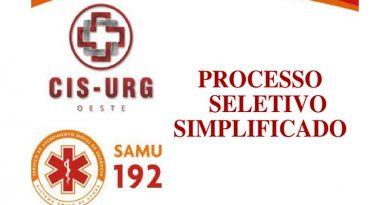 Samu Processo Seletivo Simplificado