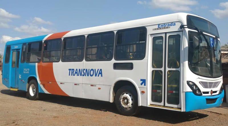 Empresa Transnova divulga horários de circular