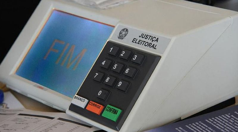 Resultado das votações em Lagoa da Prata no 2º turno