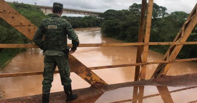 Policia Ambiental em Período de Piracema