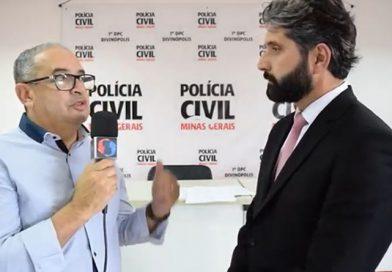 Ivan Lopes divulga propostas para sua candidatura a Chefe de Policia de MG