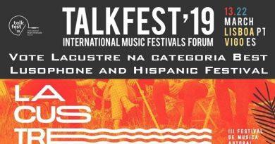 O Festival Lacustre precisa de você!