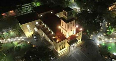 História da Paróquia de São Carlos Borromeu