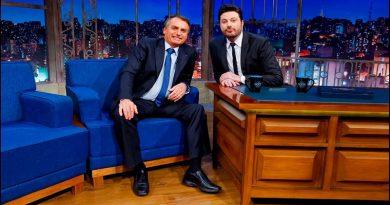 Entrevista de Jair Bolsonaro no The Noite com Danilo Gentili