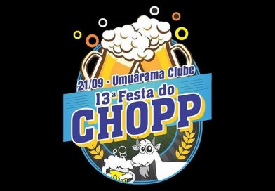 13ª Festa do Chopp