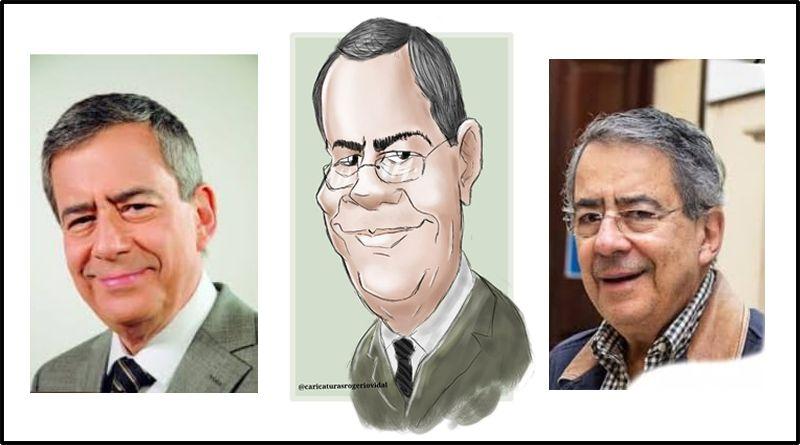 [Caricatura] Homenagem a Paulo Henrique Amorim