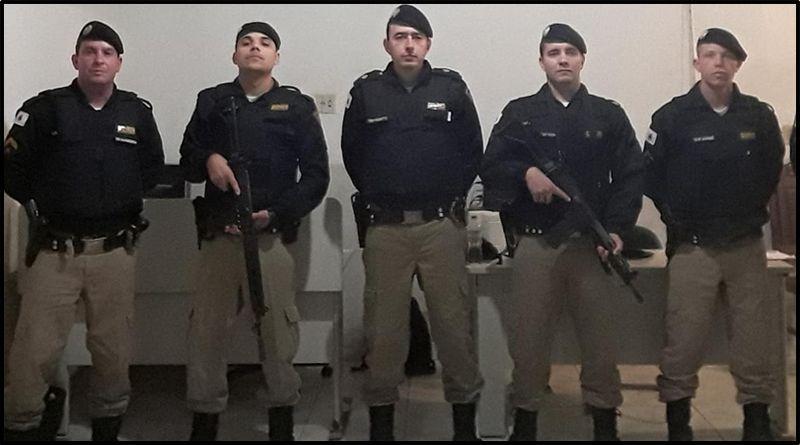 7º Batalhão de Polícia Militar realiza Operação de Combate às Explosões de Caixa Eletrônicos
