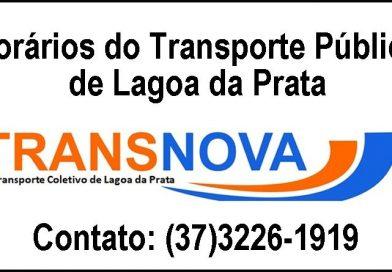 Horários de Ônibus Transporte Público (Circular) de Lagoa da Prata