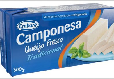 Embaré Camponesa lança queijos de caixinha!