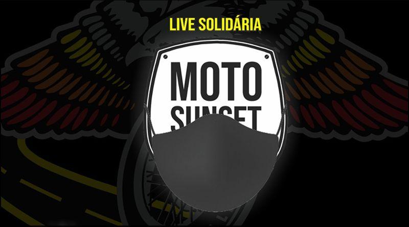 Live Moto Sunset tem atrações definidas!