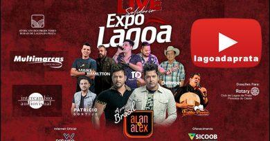 Live Solidária Expo Lagoa 2020