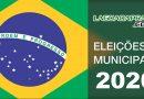 Seções e locais de Votação de Lagoa da Prata e Japaraiba – 2020