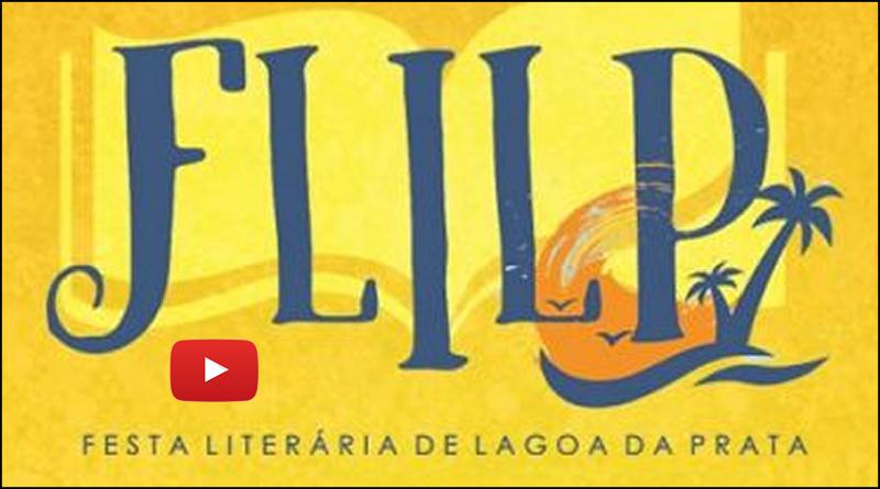 Vem ai a 3ª FLILP Festa Literária de Lagoa da Prata