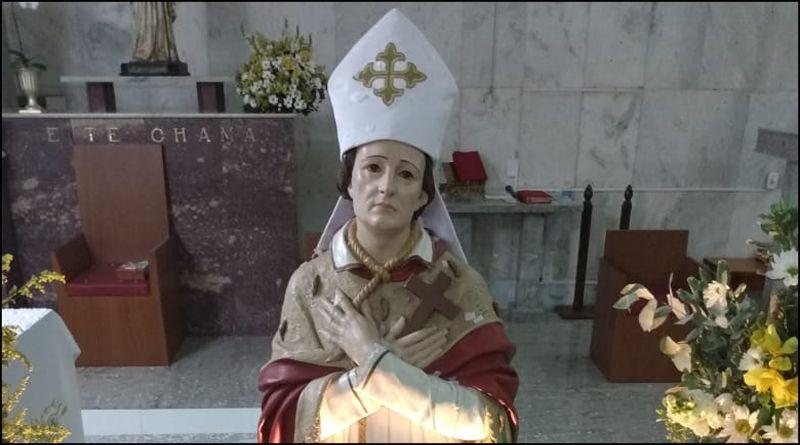 Festa de São Carlos Borromeu é sucesso!