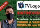 [TV Lagoa] Entrevista com Mateus Ramos  Amorim