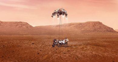 Pousamos em Marte! Perseverance Rover