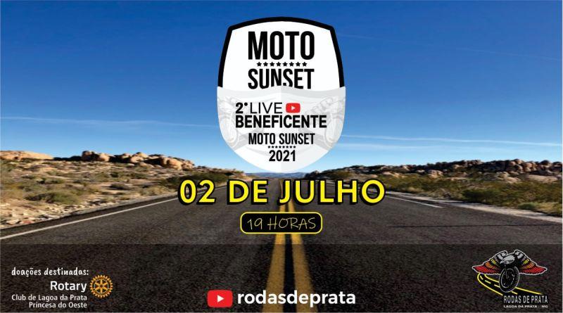 Live Moto Sunset 2ª edição