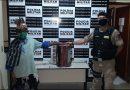 Policia Militar recupera instrumento musical de ícone Lagopratense