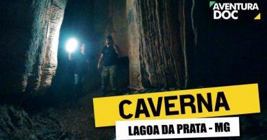 [Aventura Doc] Cavernas em Lagoa da Prata